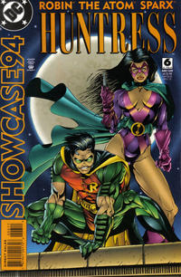 Cover Thumbnail for Showcase '94 (DC, 1994 series) #6