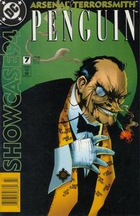 Cover Thumbnail for Showcase '94 (DC, 1994 series) #7
