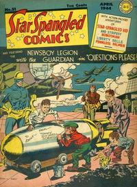 Cover Thumbnail for Star Spangled Comics (DC, 1941 series) #31