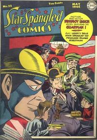 Cover Thumbnail for Star Spangled Comics (DC, 1941 series) #32