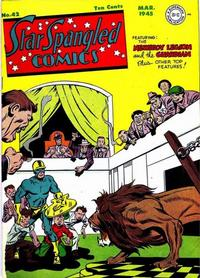 Cover Thumbnail for Star Spangled Comics (DC, 1941 series) #42