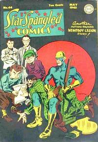 Cover Thumbnail for Star Spangled Comics (DC, 1941 series) #44