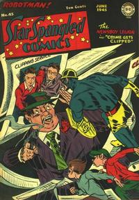 Cover Thumbnail for Star Spangled Comics (DC, 1941 series) #45