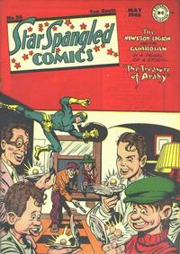 Cover Thumbnail for Star Spangled Comics (DC, 1941 series) #56