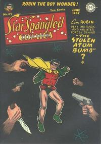 Cover Thumbnail for Star Spangled Comics (DC, 1941 series) #69