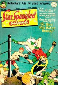 Cover Thumbnail for Star Spangled Comics (DC, 1941 series) #82