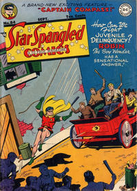 Cover Thumbnail for Star Spangled Comics (DC, 1941 series) #84