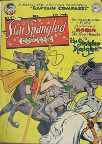 Cover Thumbnail for Star Spangled Comics (DC, 1941 series) #87