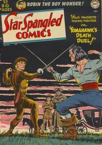 Cover Thumbnail for Star Spangled Comics (DC, 1941 series) #103