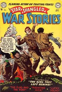 Cover Thumbnail for Star Spangled War Stories (DC, 1952 series) #11