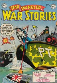 Cover Thumbnail for Star Spangled War Stories (DC, 1952 series) #15