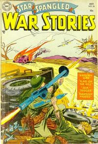 Cover Thumbnail for Star Spangled War Stories (DC, 1952 series) #26
