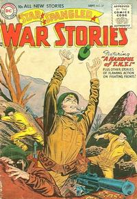 Cover Thumbnail for Star Spangled War Stories (DC, 1952 series) #37