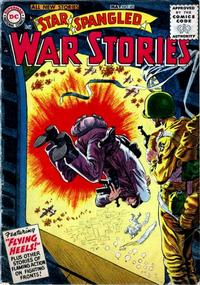 Cover Thumbnail for Star Spangled War Stories (DC, 1952 series) #45
