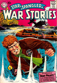 Cover Thumbnail for Star Spangled War Stories (DC, 1952 series) #61