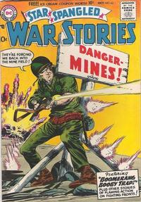 Cover Thumbnail for Star Spangled War Stories (DC, 1952 series) #62