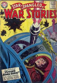 Cover Thumbnail for Star Spangled War Stories (DC, 1952 series) #63