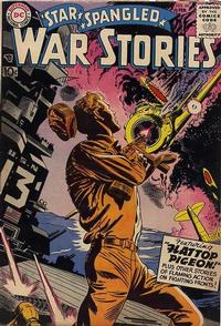 Cover Thumbnail for Star Spangled War Stories (DC, 1952 series) #66