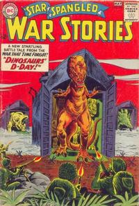 Cover Thumbnail for Star Spangled War Stories (DC, 1952 series) #108