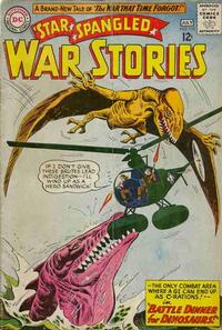 Cover Thumbnail for Star Spangled War Stories (DC, 1952 series) #115
