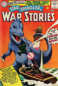 Cover Thumbnail for Star Spangled War Stories (DC, 1952 series) #123