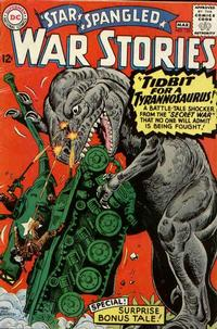 Cover Thumbnail for Star Spangled War Stories (DC, 1952 series) #125