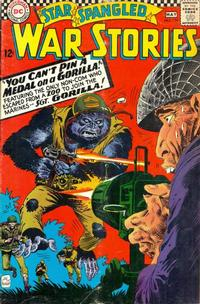 Cover Thumbnail for Star Spangled War Stories (DC, 1952 series) #126