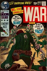 Cover Thumbnail for Star Spangled War Stories (DC, 1952 series) #153