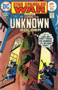 Cover Thumbnail for Star Spangled War Stories (DC, 1952 series) #185