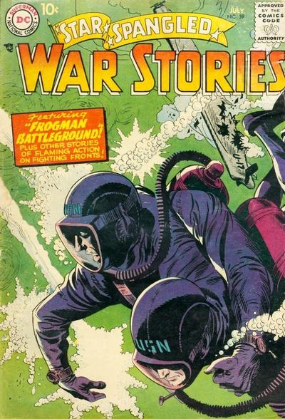 Cover for Star Spangled War Stories (DC, 1952 series) #59