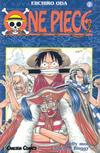 Cover for One Piece (Bonnier Carlsen, 2003 series) #2