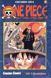 Cover for One Piece (Bonnier Carlsen, 2003 series) #4