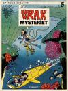 Cover Thumbnail for Spirous äventyr (1974 series) #5 - Vrakmysteriet