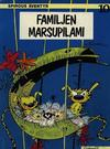 Cover for Spirous ventyr (1974 series) #10 - Familjen Marsupilami