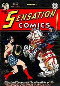Cover Thumbnail for Sensation Comics (DC, 1942 series) #62