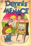 Cover for Dennis the Menace (Standard, 1953 series) #7