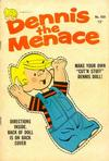 Cover for Dennis the Menace (Hallden; Fawcett, 1959 series) #100