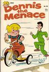 Cover for Dennis the Menace (Hallden; Fawcett, 1959 series) #128