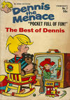 Cover for Dennis the Menace Pocket Full of Fun (Hallden; Fawcett, 1969 series) #7