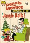 Cover for Dennis the Menace Pocket Full of Fun (Hallden; Fawcett, 1969 series) #10