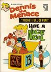 Cover for Dennis the Menace Pocket Full of Fun (Hallden; Fawcett, 1969 series) #18