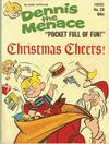 Cover for Dennis the Menace Pocket Full of Fun (Hallden; Fawcett, 1969 series) #26