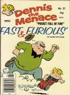 Cover for Dennis the Menace Pocket Full of Fun (Hallden; Fawcett, 1969 series) #37