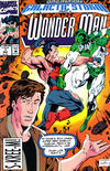 Cover for Wonder Man (Marvel, 1991 series) #7