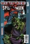 Cover for Ultimate Spider-Man (Marvel, 2000 series) #26