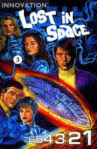 Cover Thumbnail for Lost in Space (Innovation, 1991 series) #3