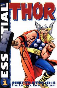 Cover Thumbnail for Essential Thor (Marvel, 2001 series) #1