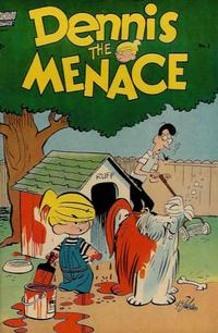 Cover Thumbnail for Dennis the Menace (Standard, 1953 series) #2