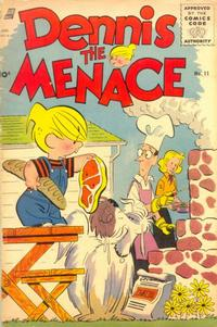 Cover Thumbnail for Dennis the Menace (Standard, 1953 series) #11
