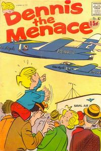 Cover for Dennis the Menace (Hallden; Fawcett, 1959 series) #82